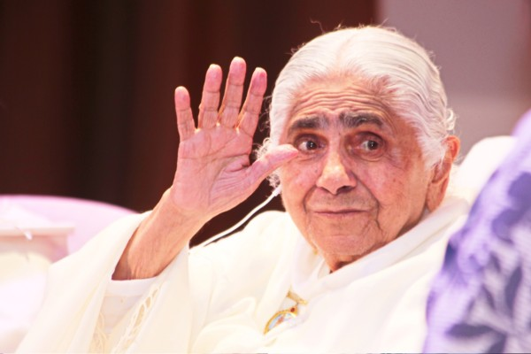 Spiritual Leader of Brahma Kumaris passes away at 104