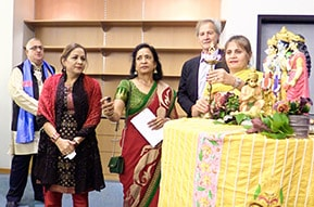 Diwali in the European Parliament