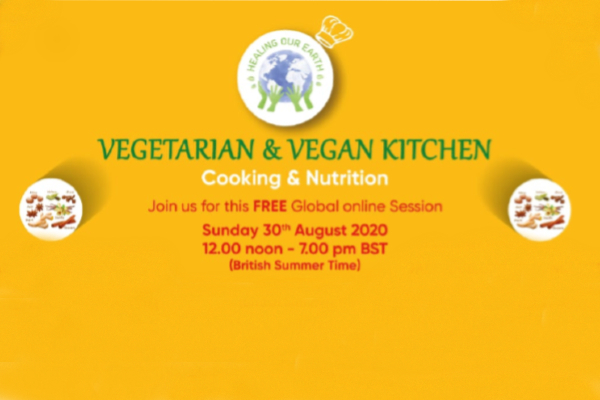 Vegetarian & Vegan Kitchen - Healing Our Earth