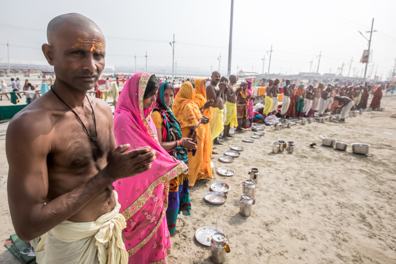 Faces of Kumbh Mela