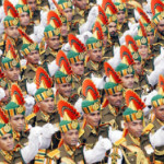 India's Republic Day prowess